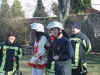 10. Februar 2013: Sicherheitswache Karnevalsumzug Serm
