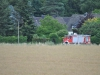 1. Juli 2012: Brandmelder in stahlverarbeitendem Betrieb