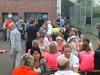 Maifest 2012 mit dem 3. Menschenkicker-Turnier