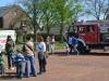 Maifest 2013 mit dem 4. Menschenkicker-Turnier