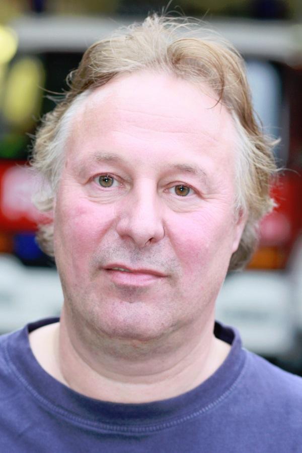 2. Stellvertretender Zugführer Ulrich Putscher