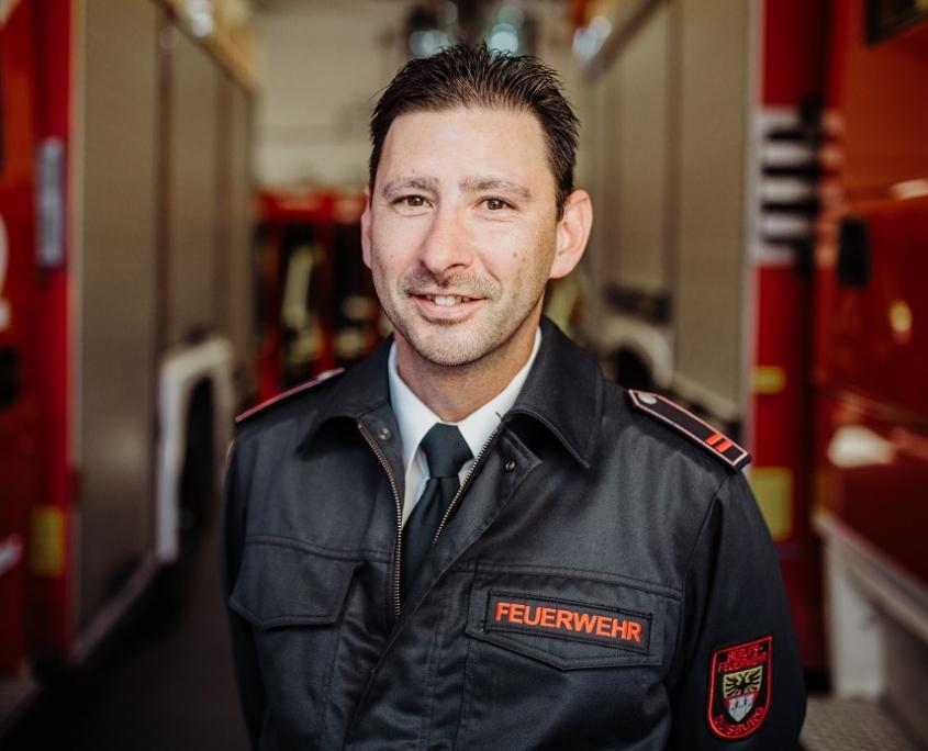 1. stellvertretender Zugführer Markus Granzow