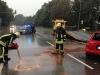 2. August 2014. Verkehrsunfall