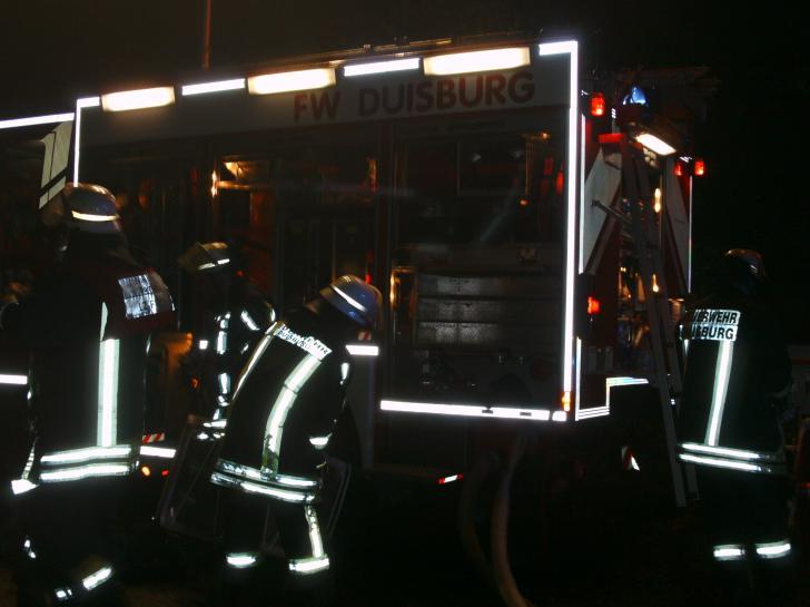 5. Oktober 2012: Laubenbrand