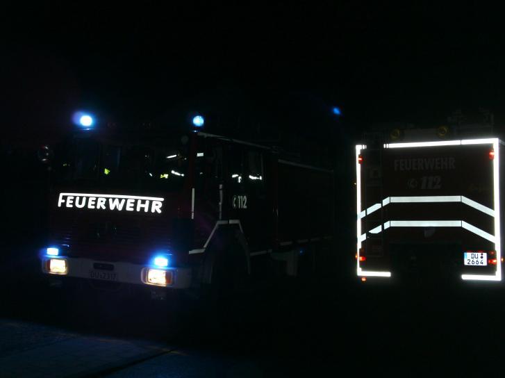 12. Dezember 2012: Brandmelder Altenheim