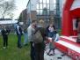 Maifest 2008 mit Fahnenweihe