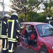 20160609 Übungsdienst Verkehrsunfall (6)